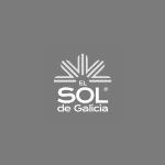 el sol de galicia logo